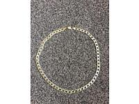 9ct gold chain solid