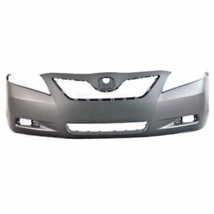 NEW PAINTED 2007-2009 TOYOTA CAMRY FRONT BUMPERS +FREE SHIPPING