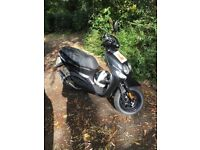 70cc, sports exhaust, derestricted. Looking to swap for road legal pit bike or 125cx