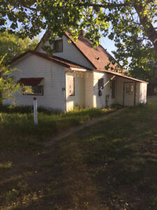 House for sale on spacious lot