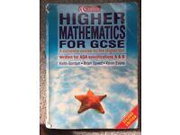 Higher mathematics for gcse