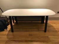 dining table and chairs - ikea oppeby