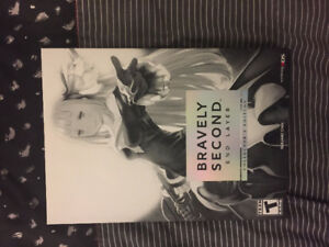 Bravely Second Collector's Edition