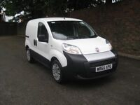Fiat Fiorino 16V Multijet CRC Auto Crew Van One Owner,FSH One Hour Delivery