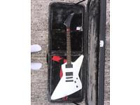 Epiphone 1984 Explorer & hard case
