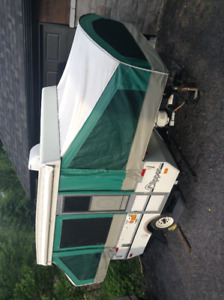 Tente roulotte 2004  Coachmen Clipper