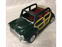 Sylvanian families green Morris minor toy car SM1LEY