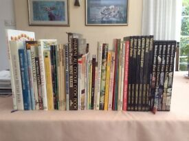 49 Cookery Books - well used but generally in good condition