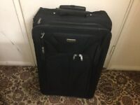 Black suitcase in good condition only £15