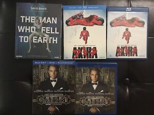 BLU-RAYS: Special Editions and Box-Sets