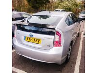 January discount: PCO Toyota Prius for rent hire from £110/week, Uber ready UberX