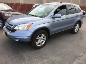 2011 Honda CR-V EX, Automatic, Sunroof, AWD