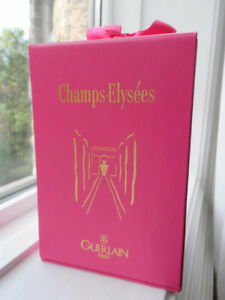 NIB GUERLAIN Champs Elysees Eau de Toilette 50 ml EDT Boxed