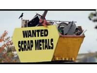 All types of scrap metal