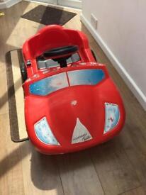 6v kids electric motorised car