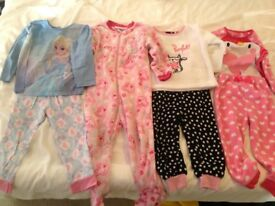 2-3 sleepwear bundle