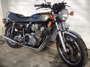 Yamaha 850 XS 1980 - Selling for Parts