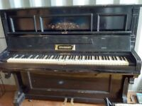 Free to collector-Inverness. Steinhart Piano.