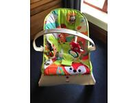 Fisher Price Curve Baby Bouncer