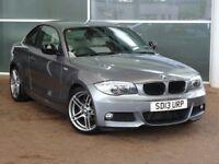 2013 BMW 1 SERIES COUPE 118 141BHP 2.0L DIESEL