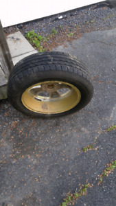 Jeep compass rims and tires for sale