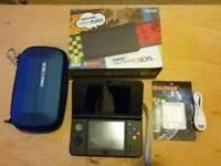 Nintendo New 3DS Black Boxed Like New Free P&P