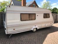Ascot 500 4 EB Caravan for sale.