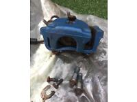 Ford Focus RS Rear Brake Calipers