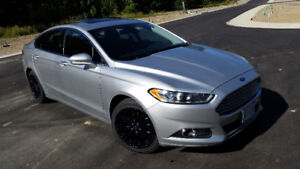 Ford Fusion SE with ZERO cost of maintenance for 4 years