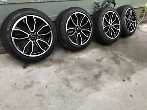 2014, 5.0 mustang 19 inch factory rims