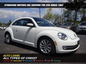 2015 Volkswagen Beetle LEATHER / SUN-ROOF