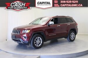 2016 Jeep Grand Cherokee *Navigation-Back Up Camera-Leather Heat