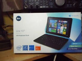 LINX 1020 WINDOWS 10 TABLET BRAND NEW IN BOX