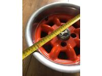 Mini lights lites super 12 inch alloys wheels deep dish 4x100