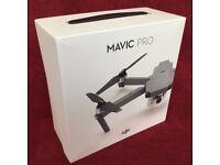 Brand New DJI Mavic Pro
