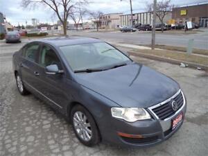 2010 Volkswagen Passat COMFORTLINE RUNS GOOD ACCIDENT FREE GOOD