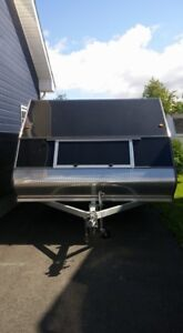 2015 K TRAIL Double Snowmobile Trailer ..