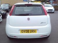 2008 Fiat Grande Punto 1.3 Multijet Dynamic 3dr [75] 3 door Hatchback