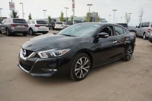2016 Nissan Maxima SL Accident Free,  Navigation (GPS),  Leather