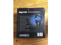 Maxtek Gaming Headphones