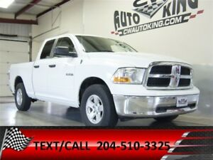 2010 Dodge Ram 1500 SLT / 4x4 / Quad Cab / Financing