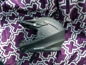 BRP dirt bike quad helmet XL