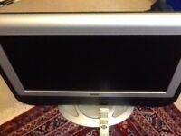 """Old, but working DGM 32"""" LCD TV"""