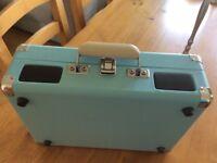 Crowley cruiser blue vinyl turntable