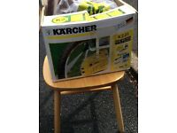 Karcher pressure washer (NEVER USED) (outside tap adapter needed)
