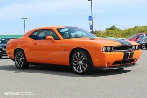 2014 Dodge Challenger SRT8! 6.4! RARE! LEATHER! SUNROOF!