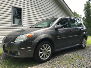 2007 Pontiac Vibe - one owner & well maintained - sold as is