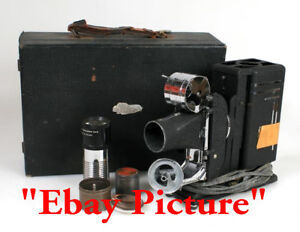 Very Old Tri-Purpose Slide Projector