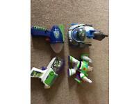 Buzz Lightyear bundle