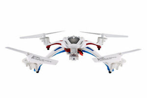 """NIHUI-U807"" Brand New Quadcopter Drone with 720p 2MP HD Camera"
